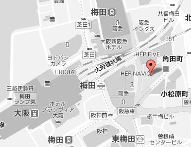 阪急MAP