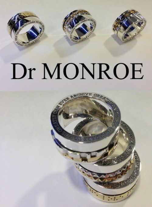ドクターモンローのリング
