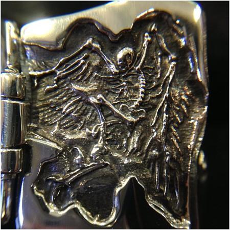 天使の化石リングPH-001 up