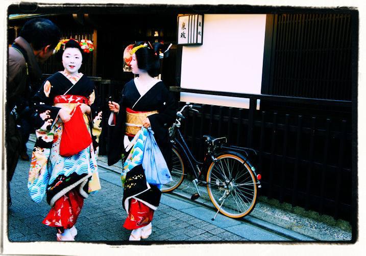 京都の舞妓