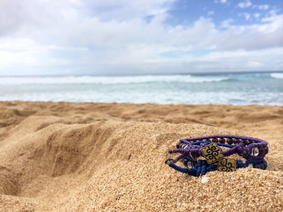 SWAMI 砂浜