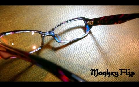 MonkeyFlip 2014猿心-狂- ¥17,280(税込)【モデル】雨月 【カラー】 ダークパープルデミ×ダークブルーデミ