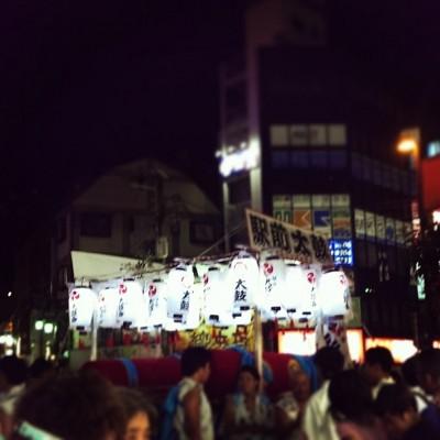 大阪の夏まつり