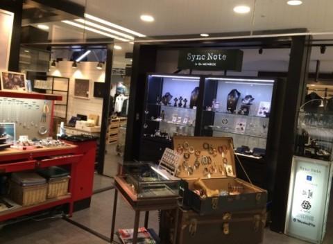 シンクノート大阪店