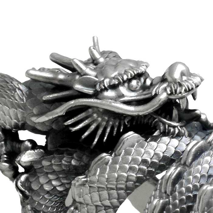 龍のオーダーメイドのリング