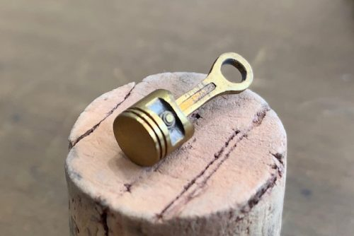 ドクターモンローの真鍮ガーディアンベル鐘