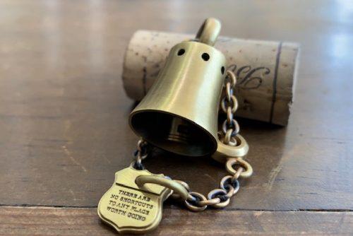 ドクターモンローの真鍮ガーディアンベル丸い方2