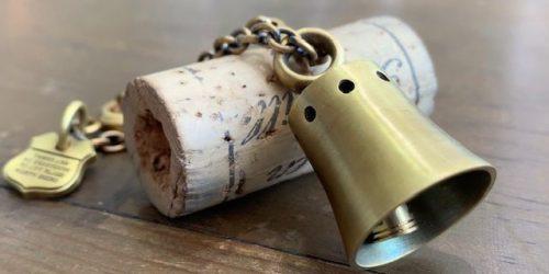 ドクターモンローの真鍮ガーディアンベル