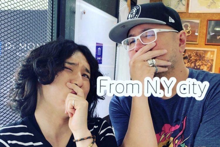 ニューヨークからきたjames