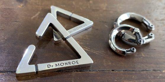 ドクターモンローのイヤーカフ