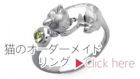 オーダーメイドの猫のリングのページへ  https://dr-monroe.co.jp/archives/21838