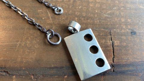 リングのリペア修理とネックレスの修理