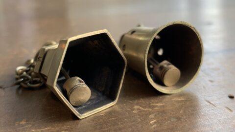 真鍮製ガーディアンベル