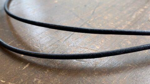 ボッテガのネックレスの修理後