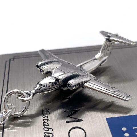 オーダーメイドネックレス、航空機の飛鳥